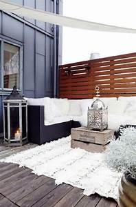 Coole Outdoor Möbel : balkon seitensichtschutz verstecken sie sich mit stil ~ Sanjose-hotels-ca.com Haus und Dekorationen