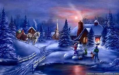 Christmas Eve Wallpapers