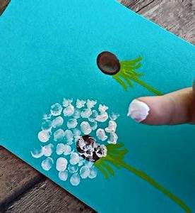 Basteln Sommer Kinder : loewenzaehne mit kindern malen dekoking com 4 bastelideen und bastelanleitungen pinterest ~ Markanthonyermac.com Haus und Dekorationen