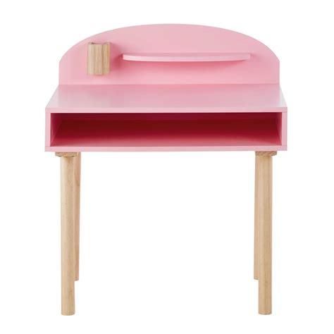 bureau 70 cm bureau enfant en bois l 70 cm nuage maisons du monde