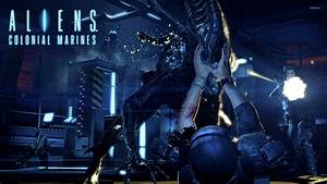 Aliens: Colonial Marines [3] wallpaper - Game wallpapers ...