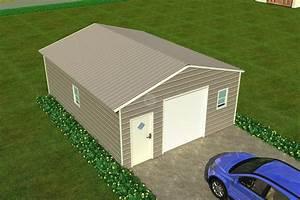 Carport Vor Garage : tips for maintaining metal garages and metal carports ~ Lizthompson.info Haus und Dekorationen