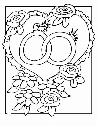 Coloring Pages Rings