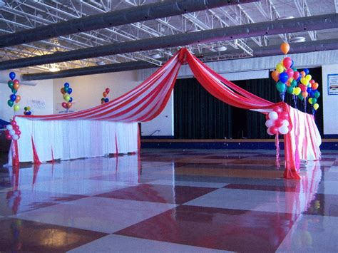 photo gallery  prom decorations  knot party rentals