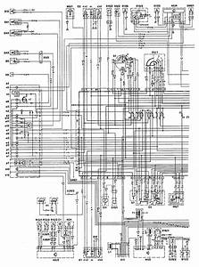 Mercedes Benz 190e  1993  - Wiring Diagrams