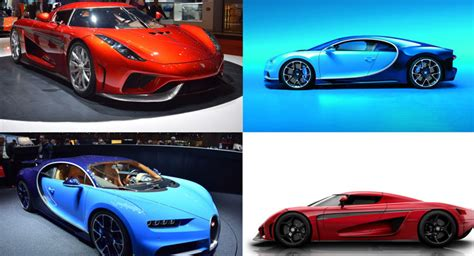 Bugatti owes its distinctive character to a family of artists and engineers, and has always strived to offer the extraordinary, the unrivaled, the best. Koenigsegg Agera RS Crushes Bugatti Chiron's Acceleration Record! - Car Talk - Nigeria