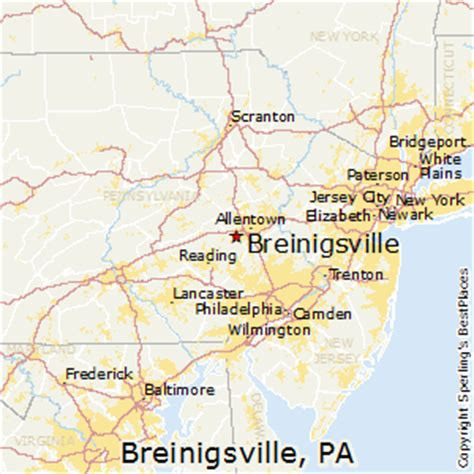 Best Places to Live in Breinigsville, Pennsylvania