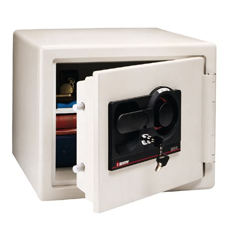 shop sentrysafe 0 8 cu ft 1 hour safe at lowes