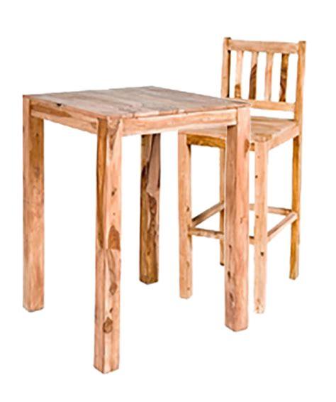 table de cuisine haute pas cher table haute de bar amsterdam naturel