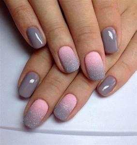 Populaire idee?n over roze nagels op mooie