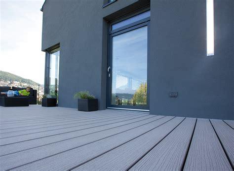 Terrassendielen Wpc Grau by Timbertech Wpc Terrassendielen Sind Alternativen F 252 R Holz