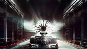 Wallpaper Mercedes AMG Petronas, Sports car, Formula One