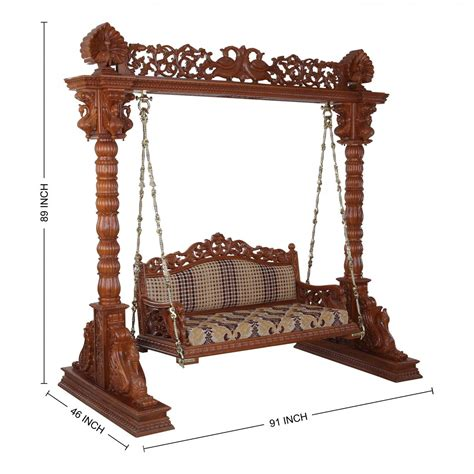 Wooden Swing by Wooden Swing Designs India Best Woodworking Bar Cls
