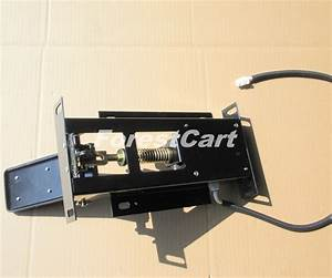 Electric Golf Cart 48v Accelerator Speed Pedal Assembly