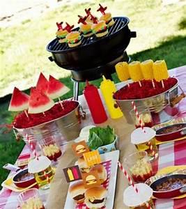 Tipps Für Tischdeko : sommerliche tischdeko 39 coole ideen ~ Frokenaadalensverden.com Haus und Dekorationen