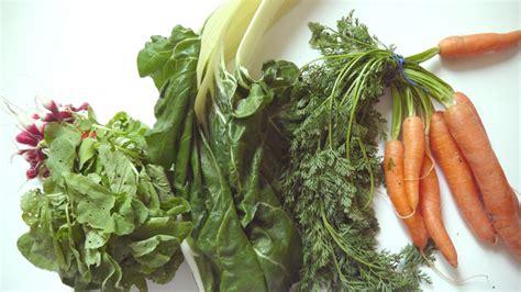 cuisiner blette grain de sel que faire des fanes de légumes l