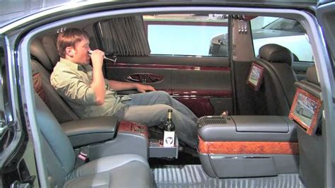 Maybach 62--D&M Motorsports Video Test Drive Review 2012 ...
