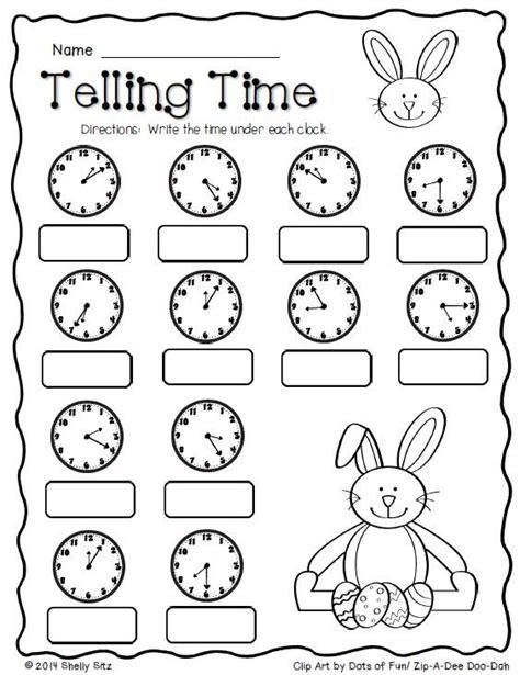 easter math freebie preschoolworksheets  grade