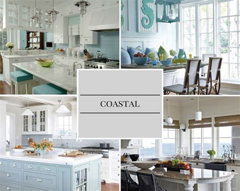 coastal kitchens and bath 6 kitchen design styles lakeville kitchen and bath 5512