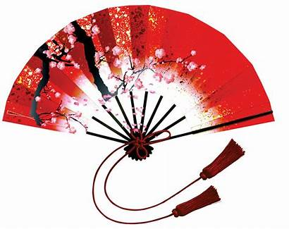 Chinese Clipart Decorations Cliparts Designs Clip Fan