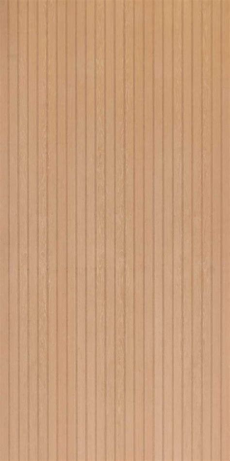 Wood Paneling  Beadboard  Red Oak Veneer Unfinished