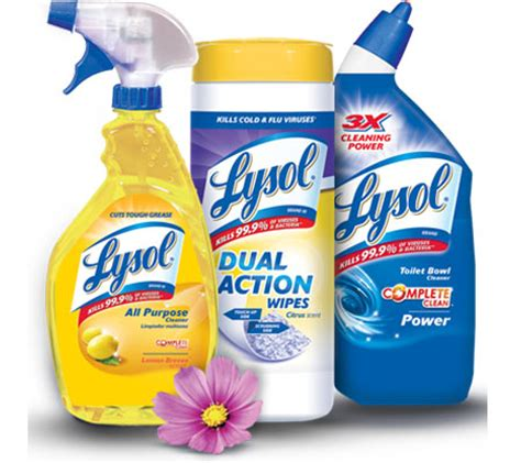 *NEW* $2.00 Off Lysol Products Coupons (PRINT NOW!)