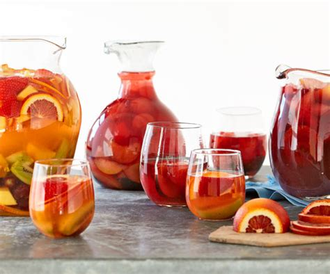 sangria recipe easy simple summer sangria recipe by myfoodcollection