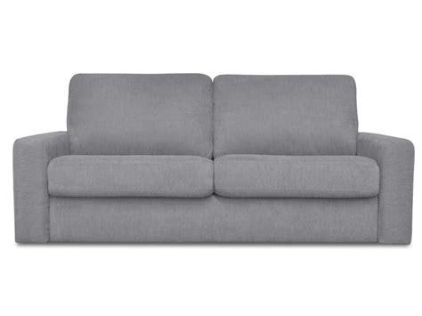 conforama garantie canapé canapé convertible 3 places en tissu samia coloris gris