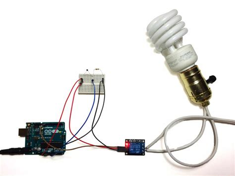 led can lights how to set up a 5v relay on the arduino circuit basics