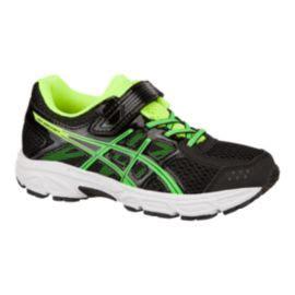 asics pre contend 4 preschool running shoes black 704 | 332207824 99 a?wid=270&hei=270