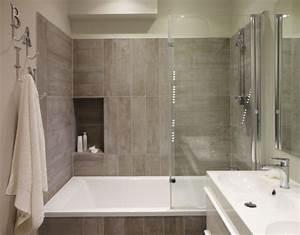Salle De Bain Baignoire : salle de bain avec douche et baignoire de luxe solutions ~ Dailycaller-alerts.com Idées de Décoration