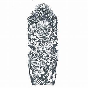 Start your tattoo design custom tattoo design for Designing a sleeve tattoo template