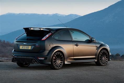2016 Ford Focus Rs Redesign, Release And Changes