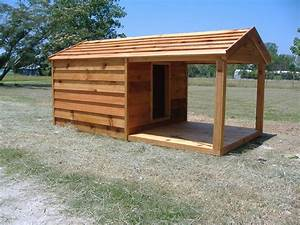 How to build a large insulated dog house litle pups for How to build a large dog house