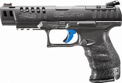 Walther Q5 Match Ppq 9mm M2 Pistol