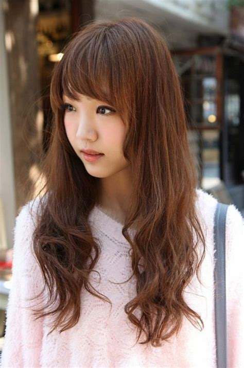 asian korean hairstyles  haircuts  women latest