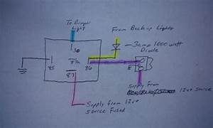 Reverse Light Switch Wiring Diagram