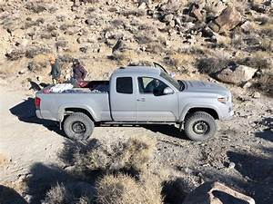 Toyota Tacoma 2018 Cement Steel Wheels General Grabbers