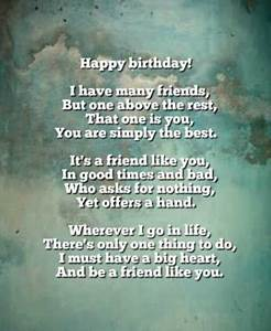 How To Start A Letter To A Friend Birthday Poems Original Poems Poem Ecards For Birthdays