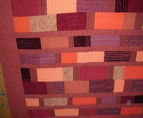 boutis pour canapé boutis plaid ou jet de canap patchwork brod becquet