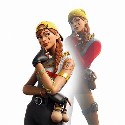 Aura Skin Fortnite Outfit Guild Styles Featured