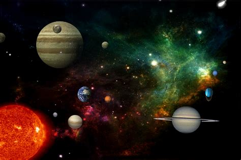 Planet Universe Animated Wallpaper - space gif find on giphy