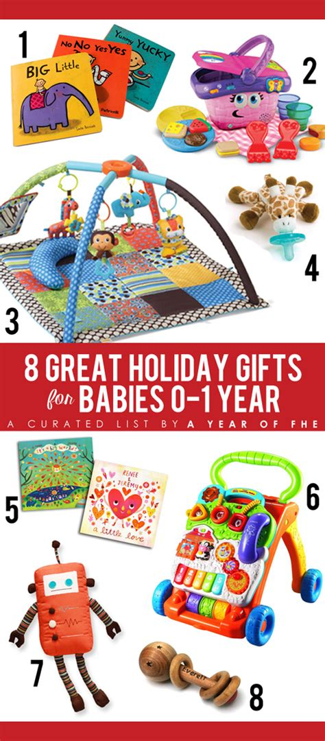 28 best christmas gifts for babies 1 year 29 best