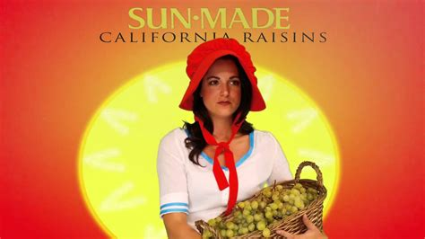 Sun Maid Raisin Girl Lost Casting Footage Episode 2 - YouTube