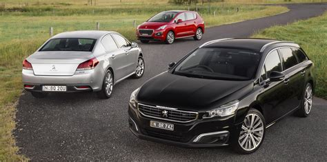 peugeot current models peugeot price cuts announced across most models