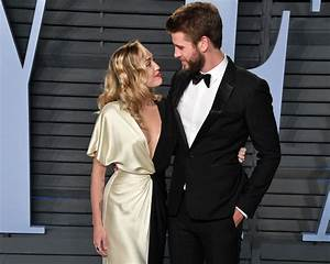 Miley and Liam Were the Cutest Celeb Couple at the Oscars ...