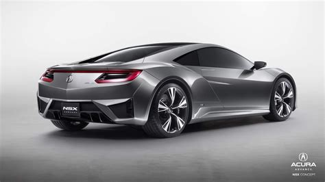 Acura Concept Nsx Wallpapers