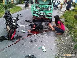 Ndra Shinoda  Kecelakaan Maut