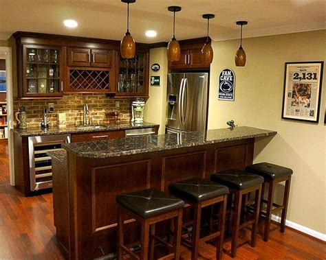 Great Home Bars by Best 25 Basement Bars Ideas On Basement Bar