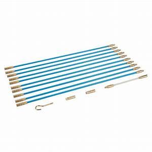 Baguette Pour Cable Electrique : baguettes tire fils et c bles lectriques 330 mm ~ Premium-room.com Idées de Décoration